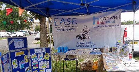 HBL and EASE stall