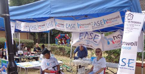 EASE and HBL stall